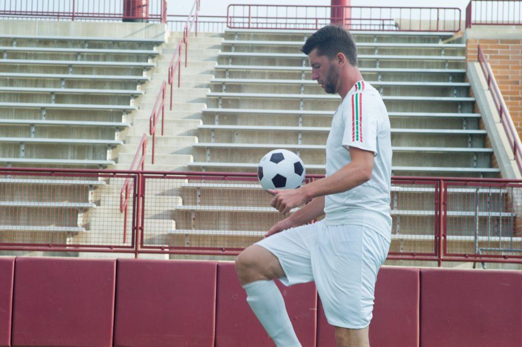 サッカーの個人技&リフティング