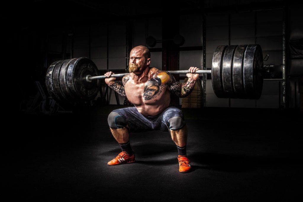 4-3 全身のTr.で筋力バランスを意識する