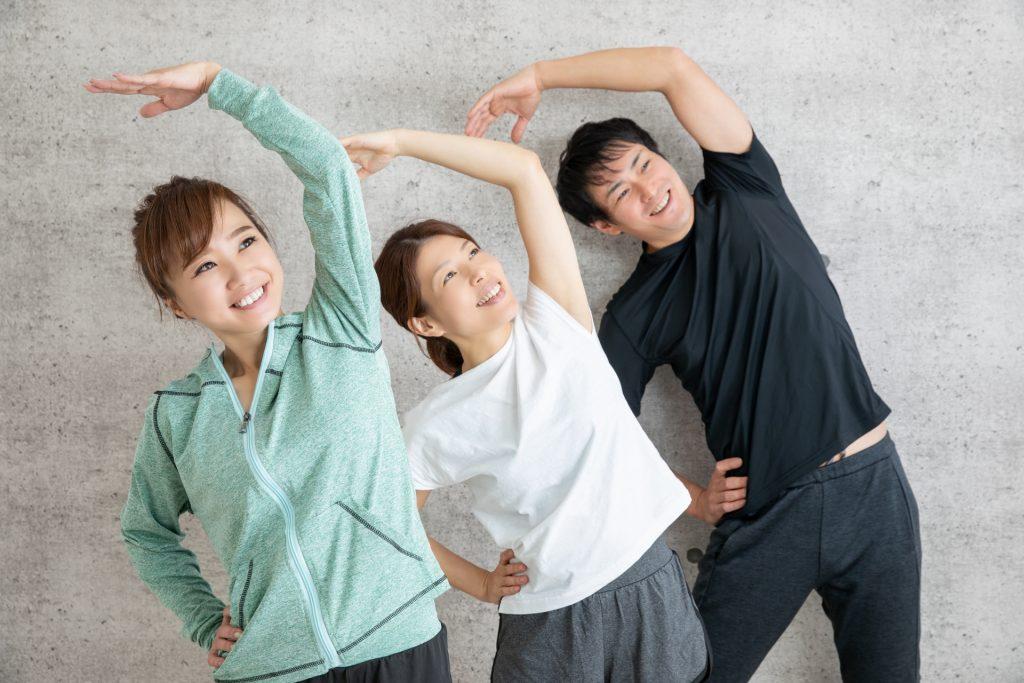 ラジオ体操は究極のコーディネーショントレーニング