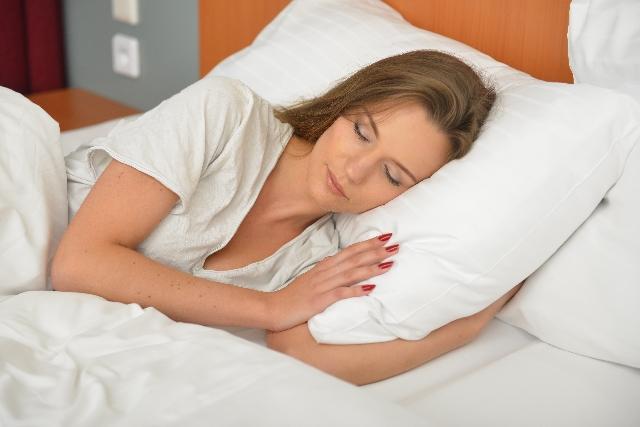 ⑧寝返りを打つには柔軟性が必要!?