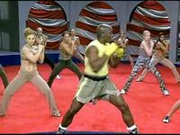 2007年04月12日ビリーズ・ブート・キャンプ㉝-腹筋プログラムで間違えるビリー・ブランクス隊長.jpg