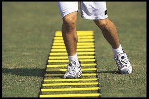 ラダートレーング, アジリティートレーング, コーディネーショントレーニング