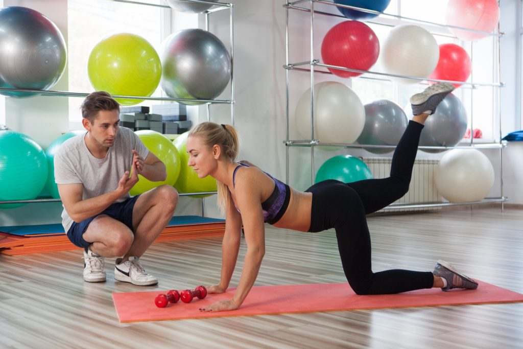 ②自重トレーニングがコーディネーショントレーニングになる!?