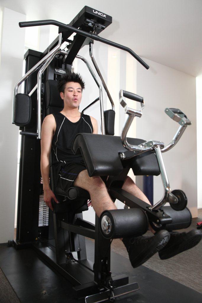 ④トレーニング姿勢を覚えた後の筋トレのメニューの組み方