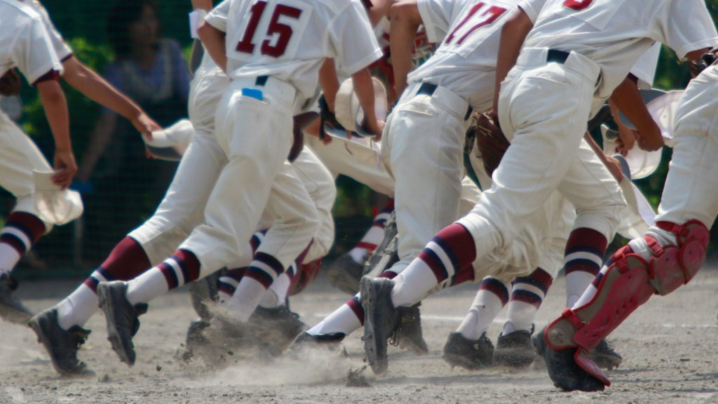 ②野球部の練習メニュー「トレーニング要素の分析と実践」
